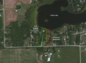 Aerial Photo - Public Access