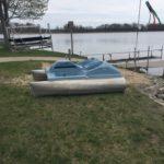 Claimed: Paddle Boat